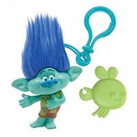 DreamWorks Набор тролли брелок для ключей и на рюкзак Цветан Trolls Keychain Figure 2 pack