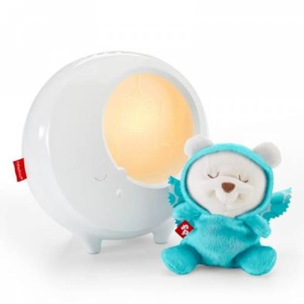 Fisher-Price Музыкальный ночник проектор Сон бабочки DYW48 Butterfly Dreams 2-in-1 Soother