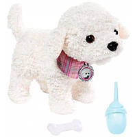 Zapf Creation Интерактивный щенок Baby Born Пудель 823668 puppy doodle, фото 1