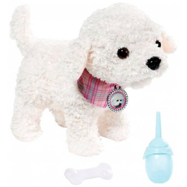 Zapf Creation Интерактивный щенок Baby Born Пудель 823668 puppy doodle