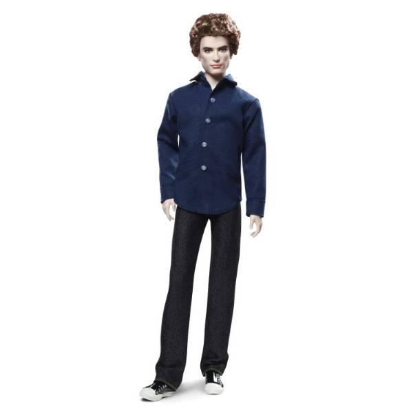 Barbie Джаспер Сумерки Рассвет Collector The Twilight Saga Breaking Dawn Part II Jasper Doll