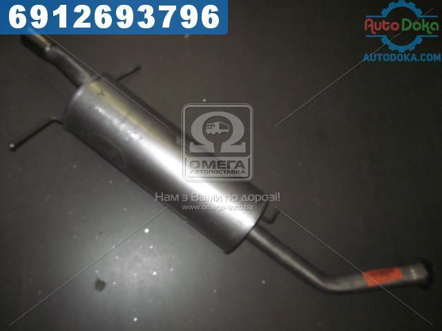 Глушитель задний МАЗДА 626 (производство  Polmostrow)  12.05