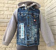Куртка-батник на мальчика 4-5 лет, фото 1