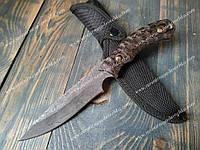 Нож охотничий DKY - Tantos 968-2 ( Под Дамаск )
