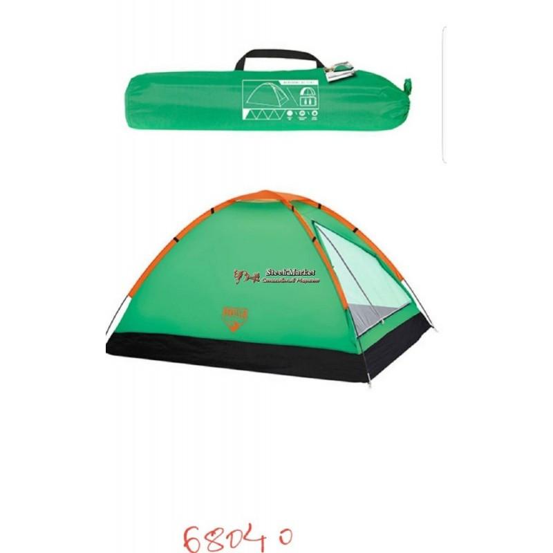 Палатка туристическая Monodome 2-х местная Bestway 68040 145х205х100 см