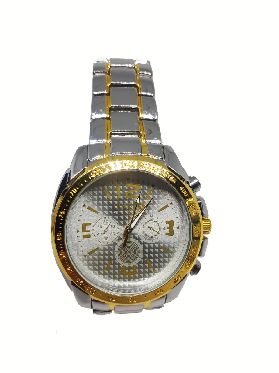 Часы мужские кварцевые Goldis 1099KK