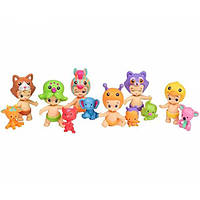 Twozies S1 Набор фигурок 6 малышей и 6 питомцев Two-Gether Pack by Moose Toys