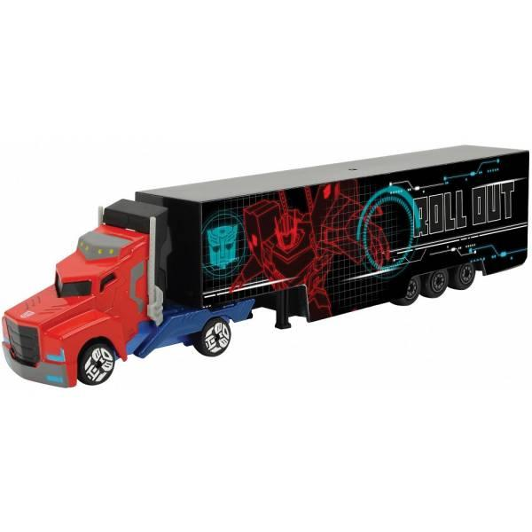 Simba Грузовик металлический Трансформер Оптимус Прайм 3113006 Transformers Metal Optimus Prime Truck Trailer