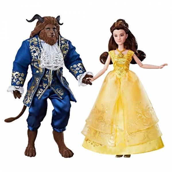 Disney Коллекционные Бэлль и Чудовище Beauty and the Beast Grand Romance