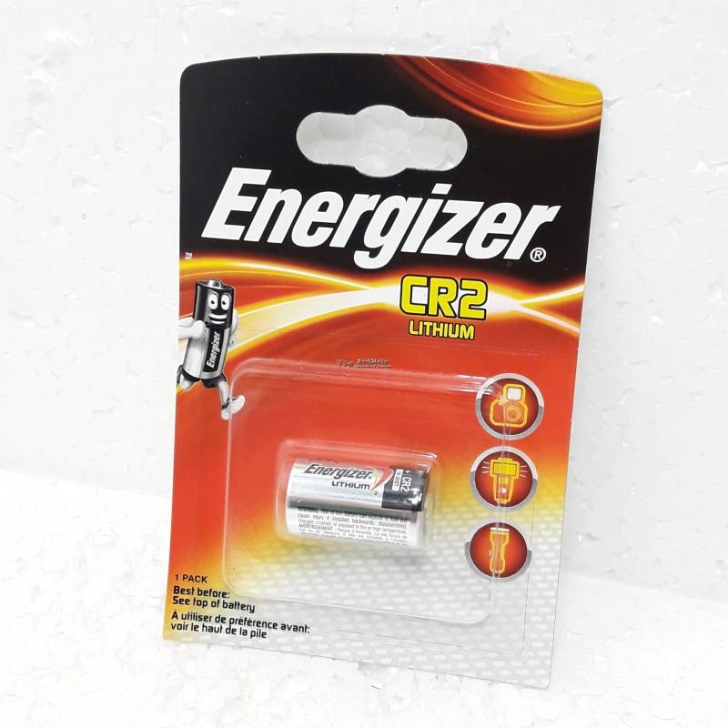 Батарейка литиевая CR2 3V Energizer Lithium 1шт