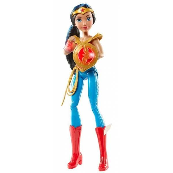 DC Super Hero Girls Супер герои Чудо Женщина свет,звук Power Action Doll Wonder Woman