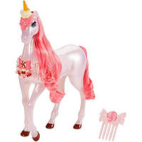 Barbie Единорог Барби из Дримтопии DWH10 Dreamtopia Sweetsvile Unicorn, фото 1