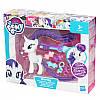 Игровой набор HASBRO My Little Pony- Пони с праздничными прическами: RARITY b9619 b8809