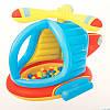 """Детский надувной центр """"Вертолет"""" Bestway 52217 140 х 127 х 89 см с шариками 50шт, фото 3"""