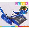 Надувное кресло-шезлонг Intex 58868 180х135 см пляжное, фото 2