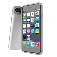 Чехол-аккумулятор AmaCase для iPhone 6/6S/7/8 White
