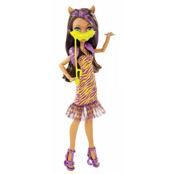 Monster High Клодин Вульф из серии Танец испуга Dance The Fright Away Clawdeen Wolf Doll