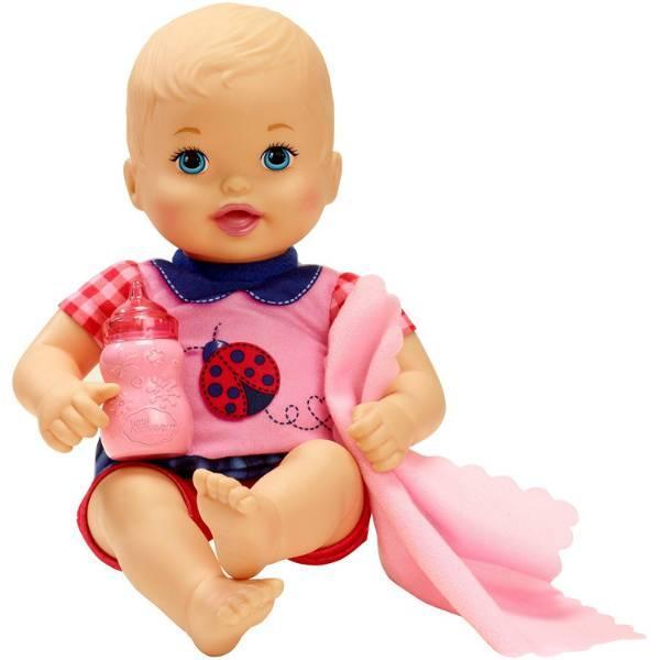 Little Mommy Кукла пупс Маленькая мама Baby So New Baby Doll