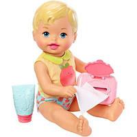 Little Mommy Кукла пупс Маленькая мама Everyday Moments Peach Doll