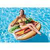 """Надувной матрас """"Гамбургер"""" 58780 EU Intex 145х142 см, фото 2"""