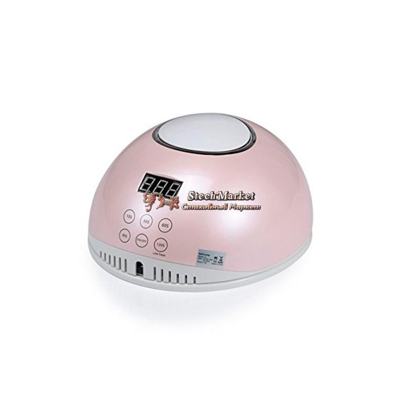 LED лампа с вентилятором 48W