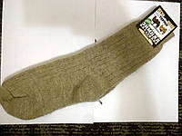 Носки из верблюжьей шерсти мужские