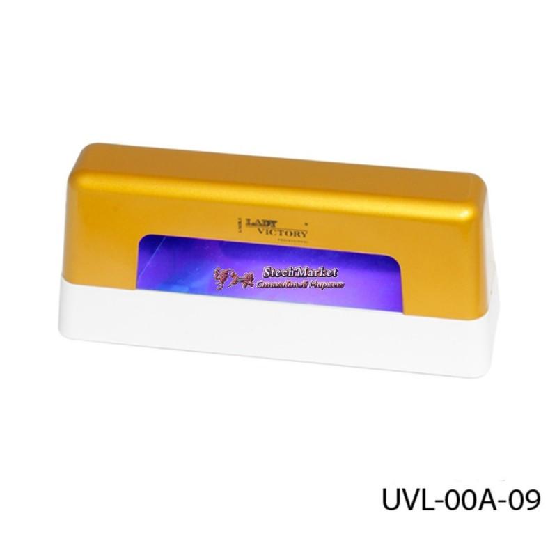 УФ лампа для сушки ногтей UVL-00A-09