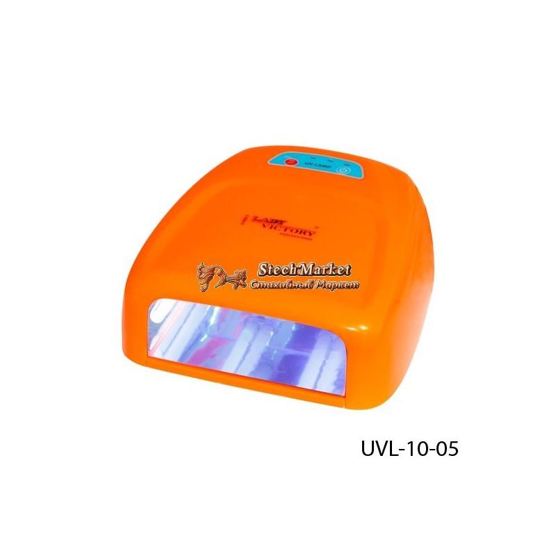 Четырeхламповый УФ аппарат UVL-10-05