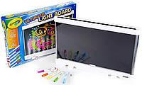 Crayola светящаяся доска для рисования Ultimate Light Board