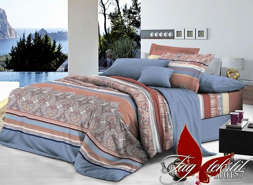 Двуспальный комплект постельного белья - ренфорс R110157