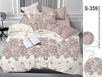 Полуторный комплект постельного белья с компаньоном S359