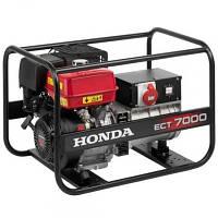 Трехфазный бензиновый генератор HONDA ECT7000K1 (5,6 кВт)