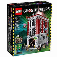 Lego Ghostbusters Штаб-квартира Охотников за привидениями 75827 Firehouse Headquarters