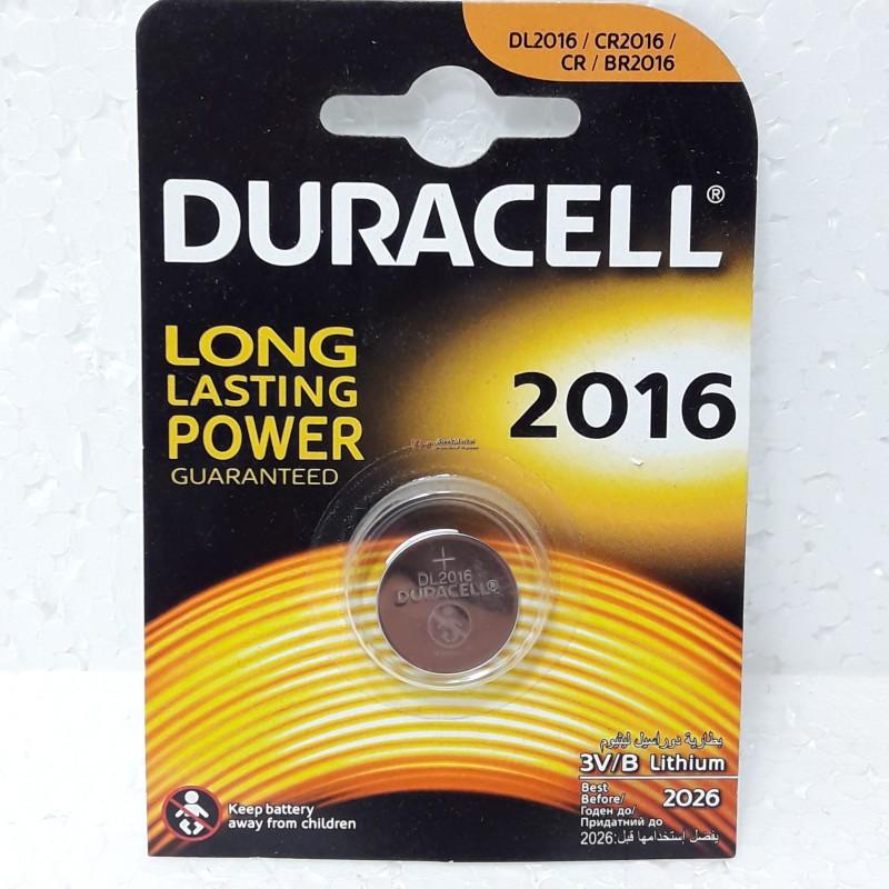 Батарейка Duracell 2016 3V Lithium batteries Бельгия