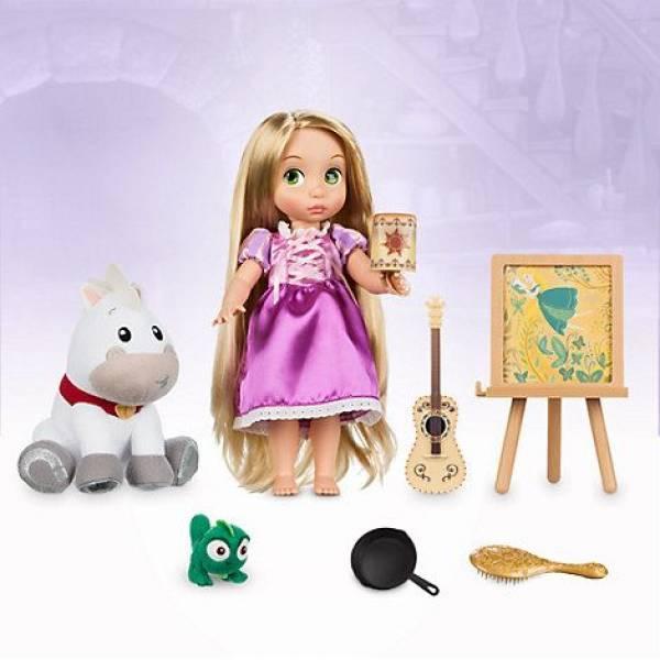Disney Animators´ малышка Рапунцель аниматор поющая Collection Singing Rapunzel Doll Gift Set