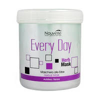 Nouvelle Herb Mask Маска растительная для ежедневного ухода за волосами 1000 мл (Италия)