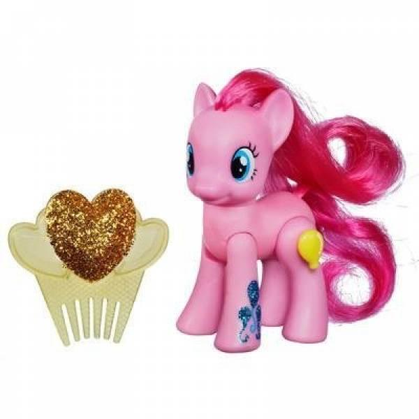My Little Pony Пинки Пай Делюкс Crystal Motion Pinkie Pie Doll
