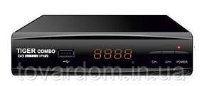 Цыфровой тюнер Tiger Combo HD