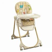 Fisher-Price Детский высокий стульчик для кормления 3-в-1 + бустер Animal Krackers V9463