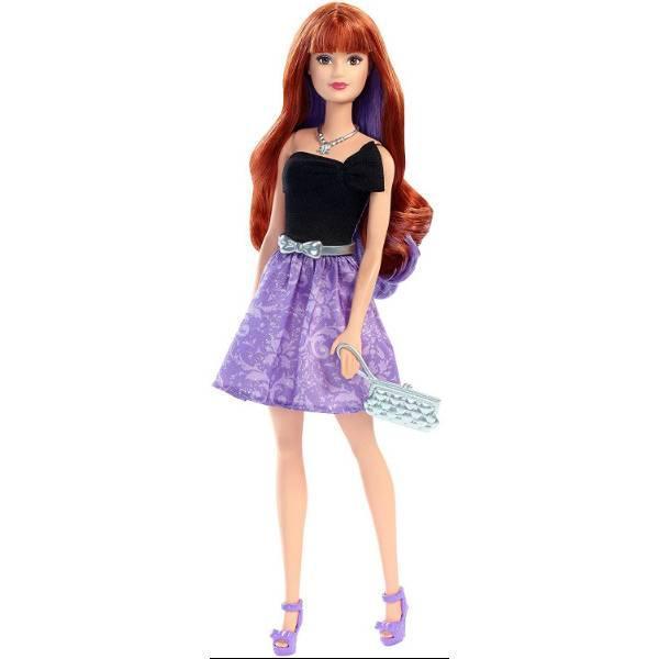 Barbie Барби дневной и ночной стиль фиолетовая Day to Night style Purple