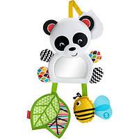 Fisher-Price Подвеска на коляску панда On-the-Go Panda, фото 1