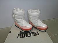 Ботинки зимние Rubber Duck