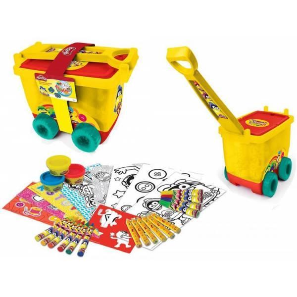 Play-doh Набор для творчества Арт-Тележка CPDO148