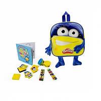 Play-doh Набор для детского творчества Рюкзак Скай CPDO090, фото 1