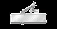 Доводчик TS -50 серебро (Германия) Ral 9006 EN 1-5, со стандартной тягой