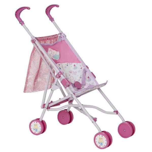Zapf Creation Коляска трость для куклы пупса Волшебная Прогулка Baby Born 1423563