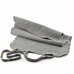 Коврик для сауны Luxyart Серый 180х50 см Серый LS-307, КОД: 1101447