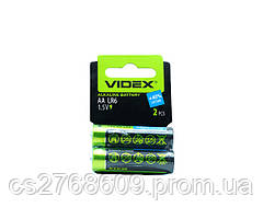 Батарейка Videx LR6/AA за 1 шт пальчик