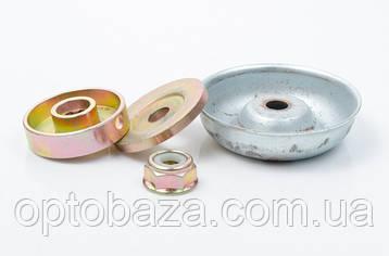 Набор тарелок редуктора с гайкой для мотокос серии 40 - 51 см, куб, фото 2