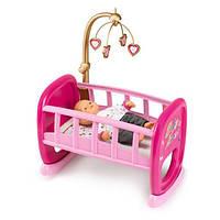 Smoby Колыбель кровать для пупса Baby Nurse 220328, фото 1